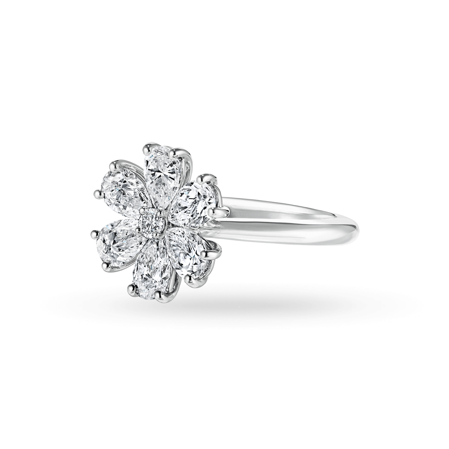 Forget-Me-Not Diamond Ring, Product Image 2