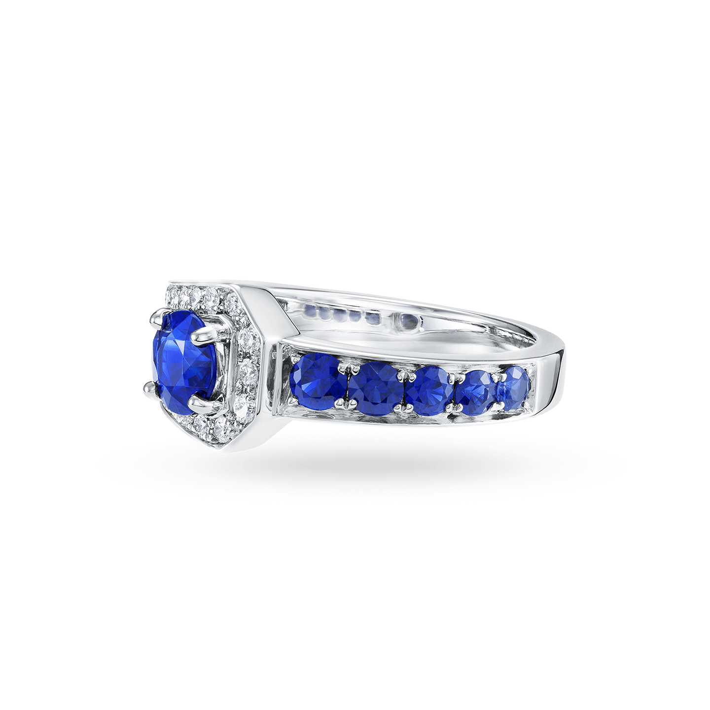 Sapphire and Diamond Ring, Product Image 2