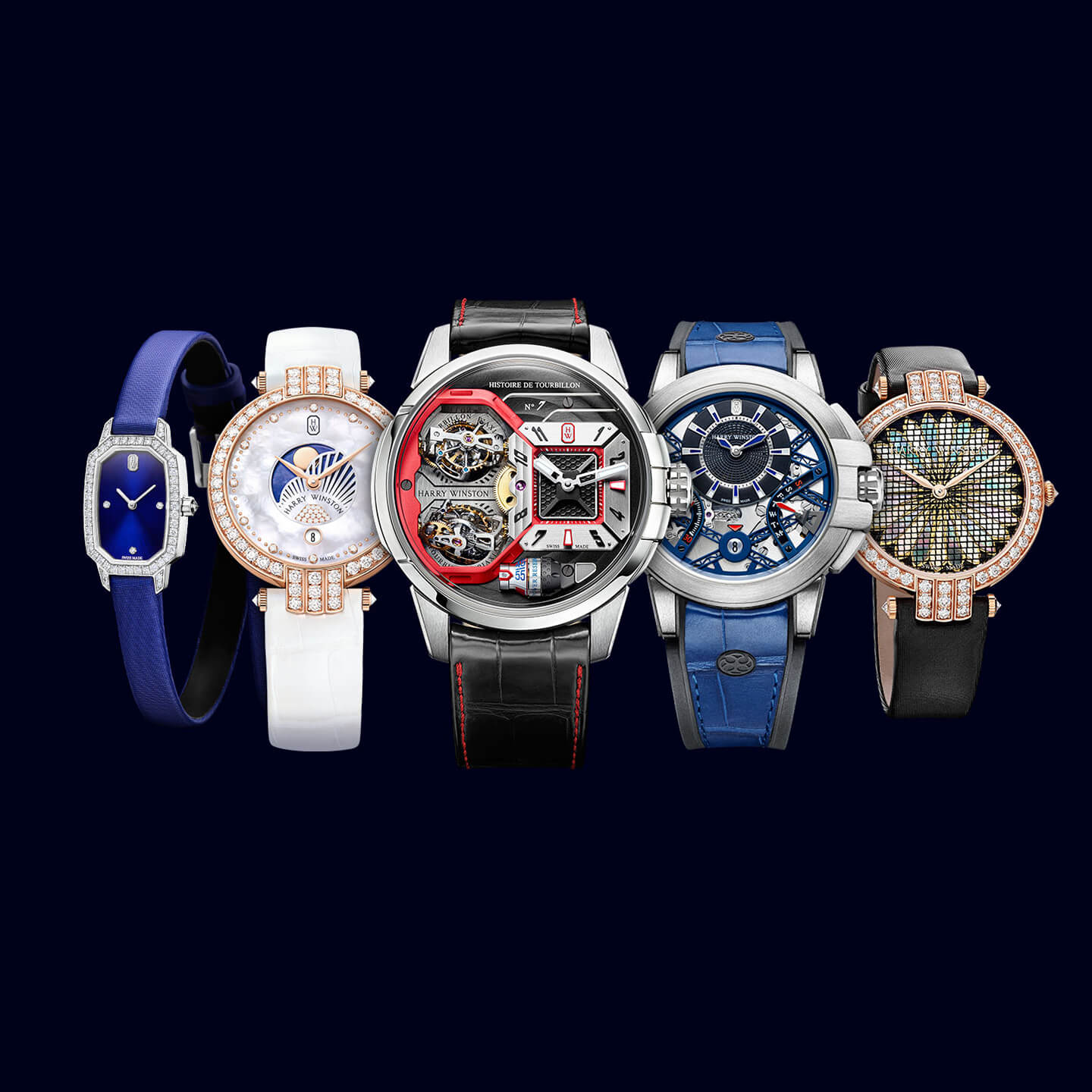 Harry Winston at Baselworld 2016