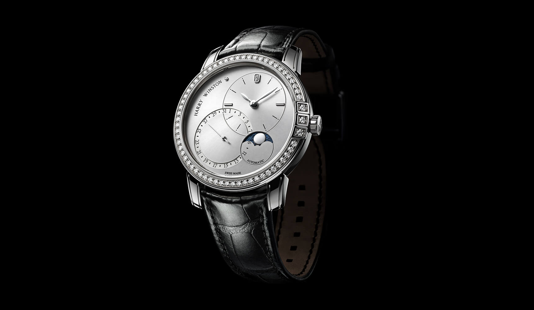 Celebrate Father's Day with Harry Winston
