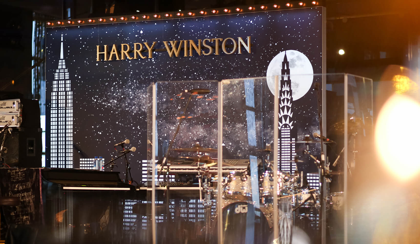 Harry Winston Celebrates the Launch of its New York Collection