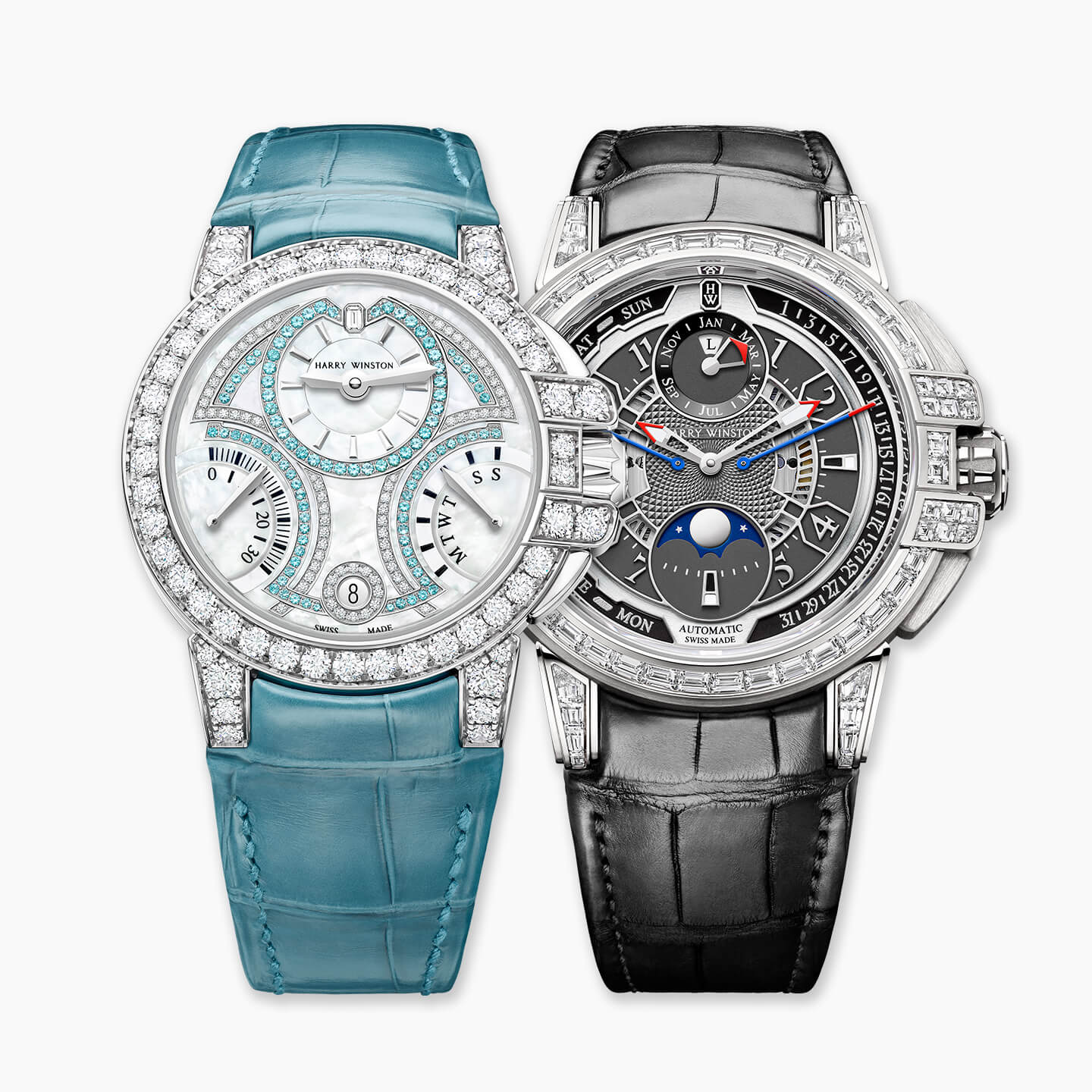 Harry Winston at Baselworld 2018