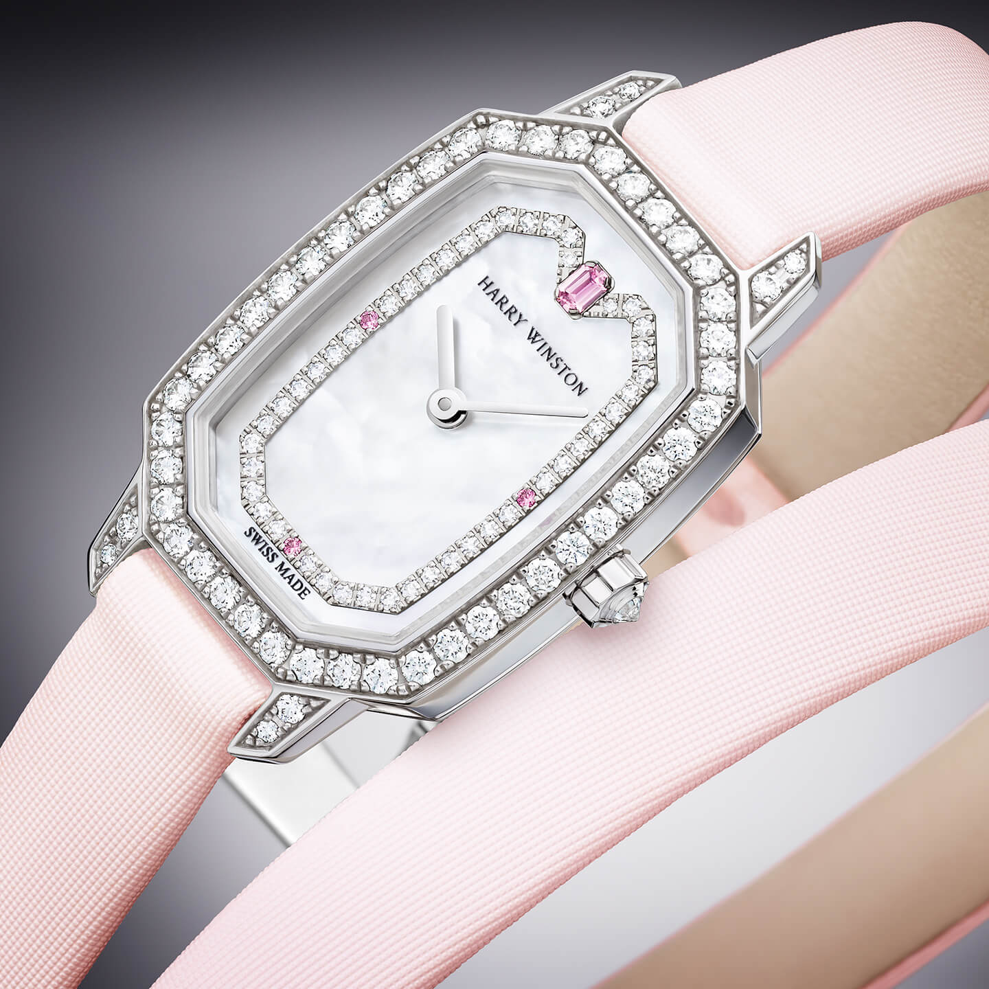 Harry Winston introduces the first new timepiece of its 2018 collection