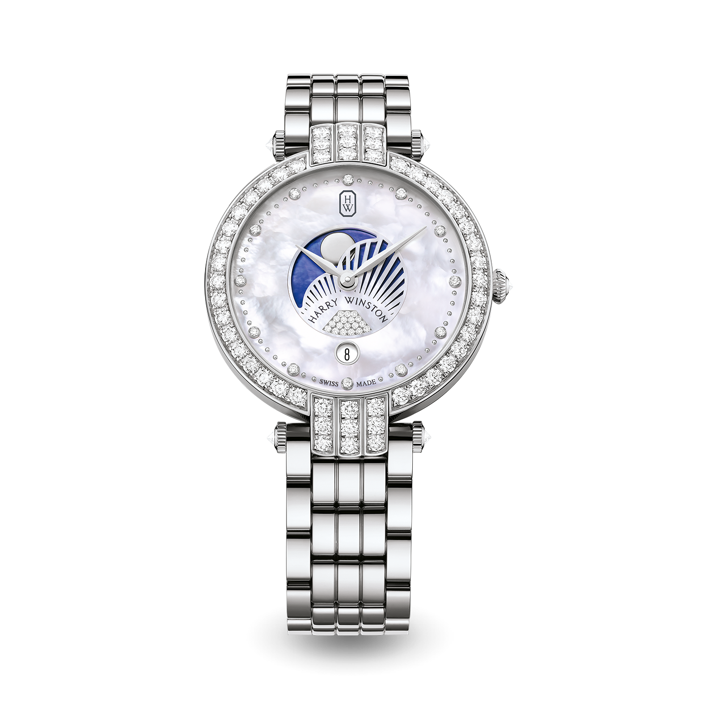 Premier Moon Phase 36mm, product image 1