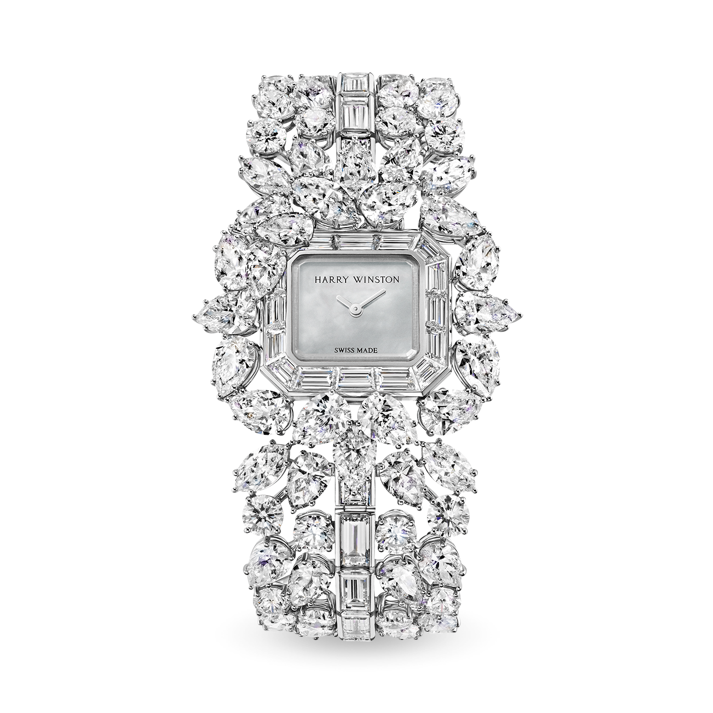 Emerald Cluster by Harry Winston, product image 1