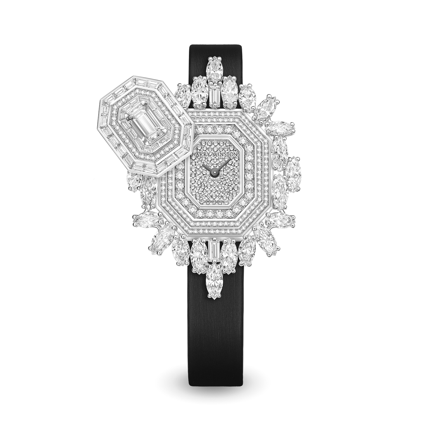 Ultimate Emerald Signature by Harry Winston, product image 1