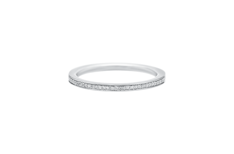 Belle by Harry Winston™, Small Diamond Wedding Band